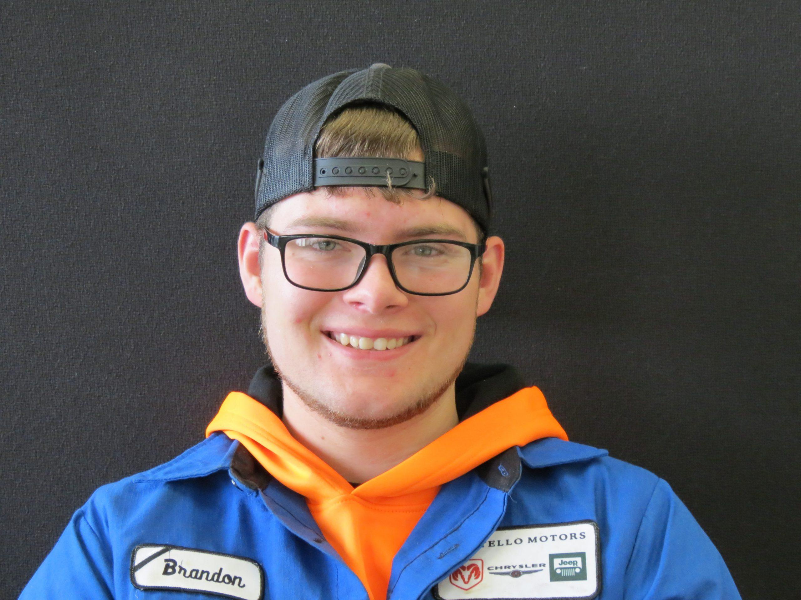 Photo of Brandon Schwieger
